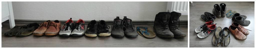 Mé boty fin