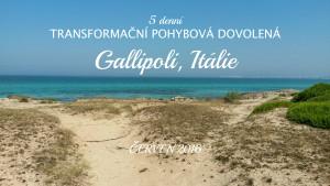 TPD Gallipoli červen 2016